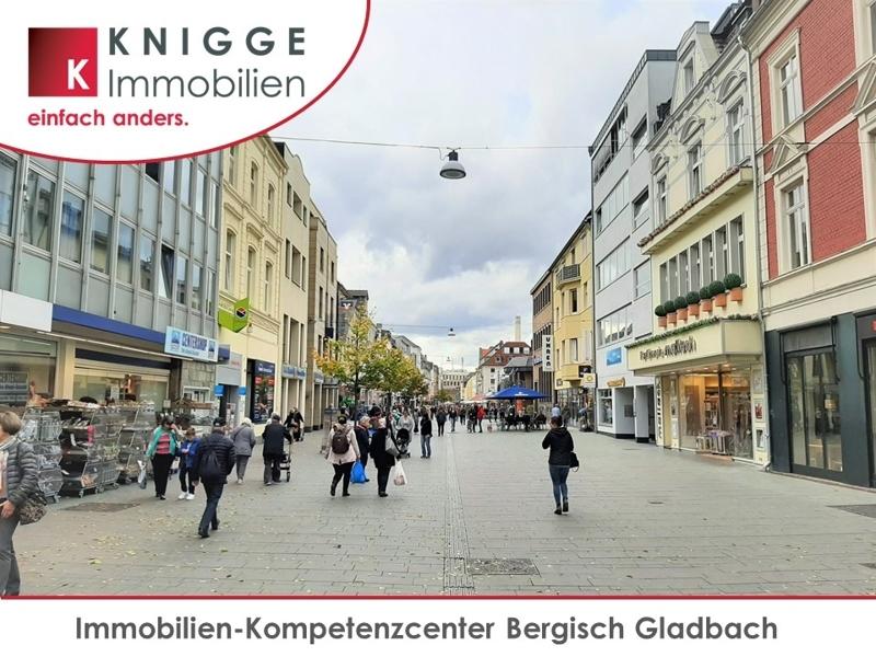 Bergisch Gladbach Fußgängerzone