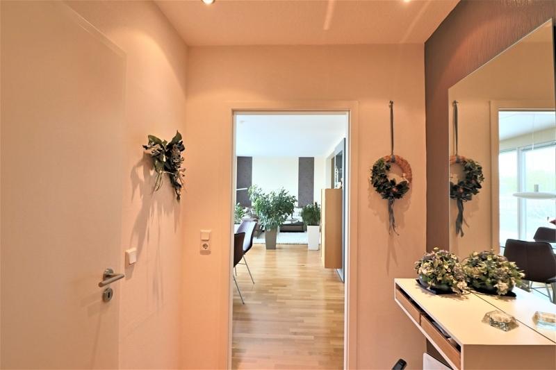 Wohnungs-Eingangsbereich