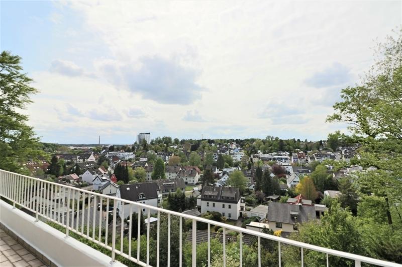OG - Terrasse mit Panorama Aussicht