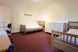 Ein Zimmer im EG