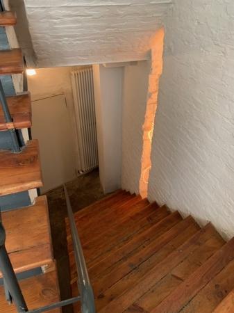 Treppenhaus Loft