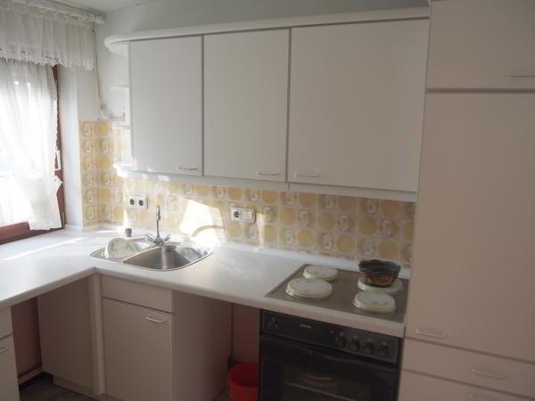 6. Küchenansicht