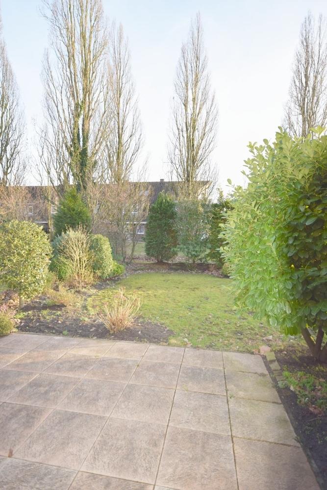Terrasse und Garten