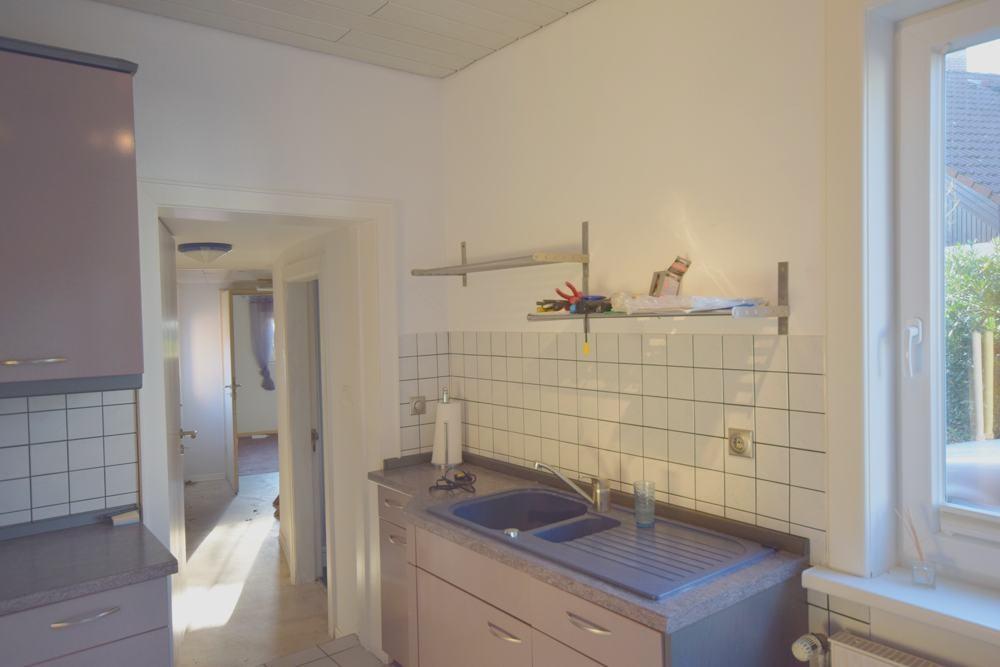 Weitere Ansicht Küche
