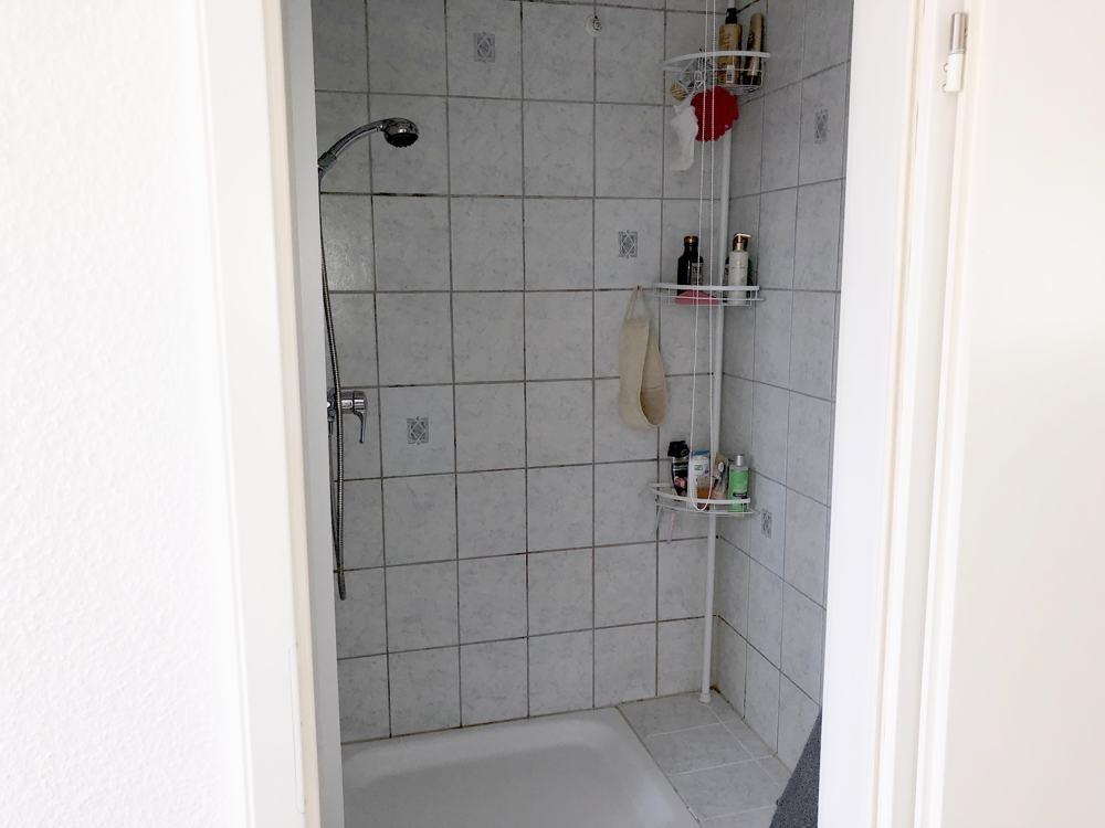 Dusche separate Wohnung