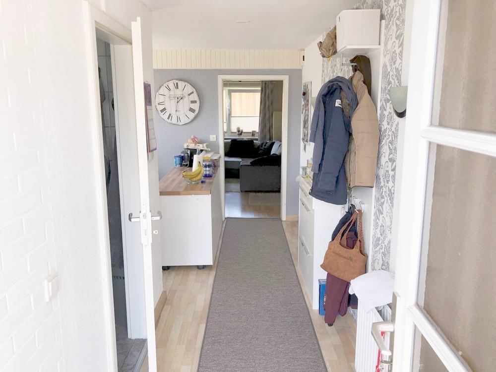 Flur separate Wohnung