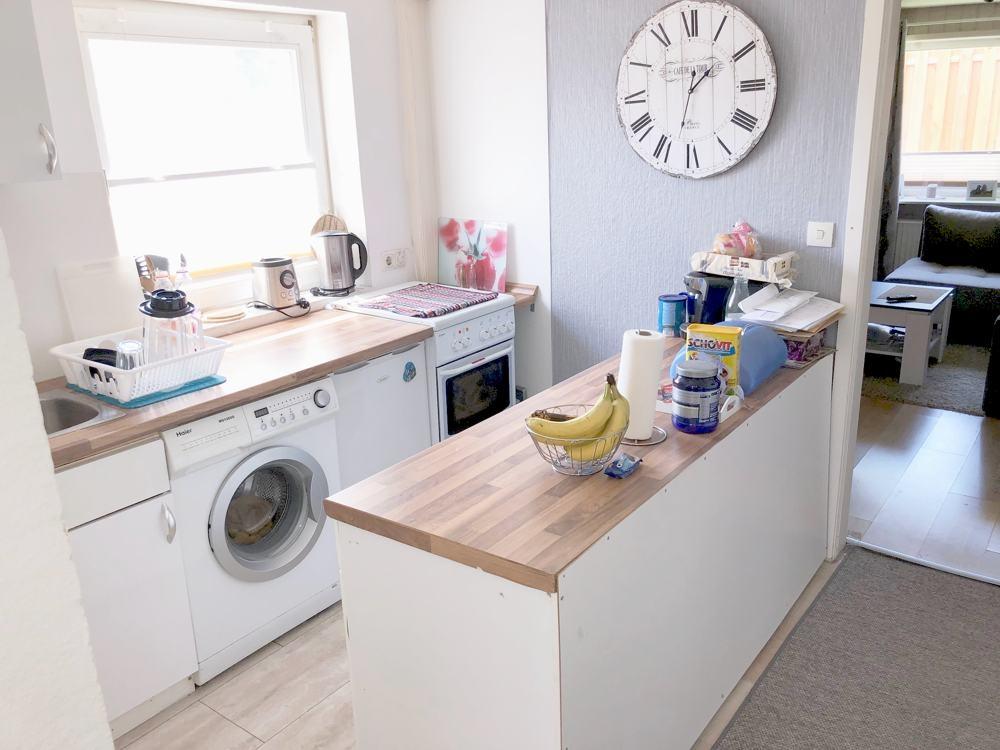 Küche separate Wohnung