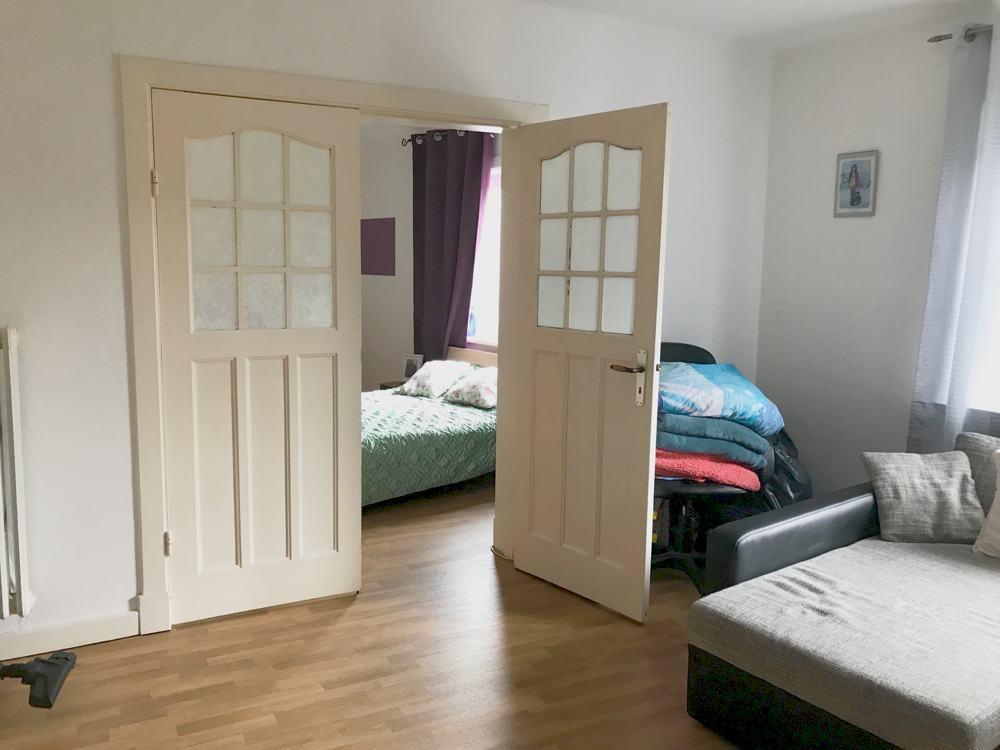 Türen zum Schlafzimmer