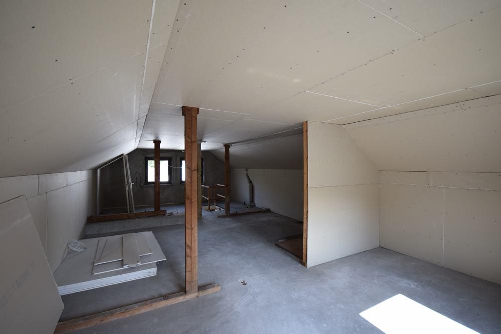 Ansicht Dachboden