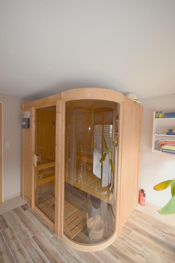 Sauna im OG