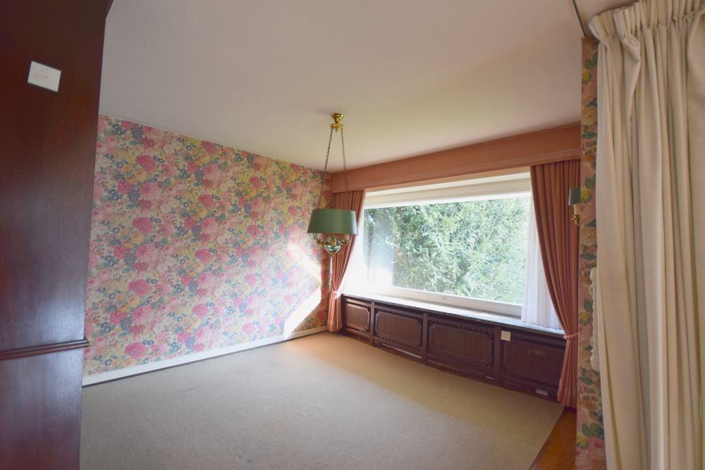 Essbereich vom Wohnzimmer abgehend