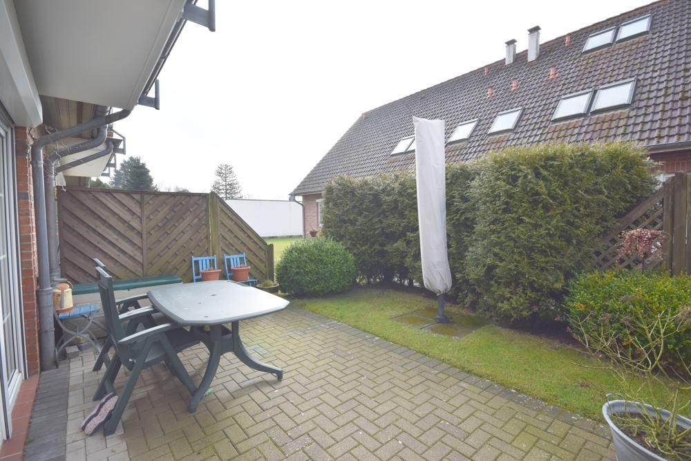 Weitere Terrassen und Gartenansicht