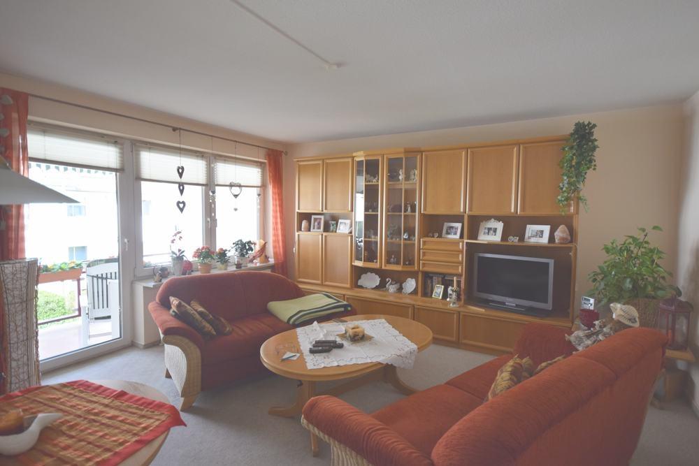 Weitere Ansicht Wohnzimmer