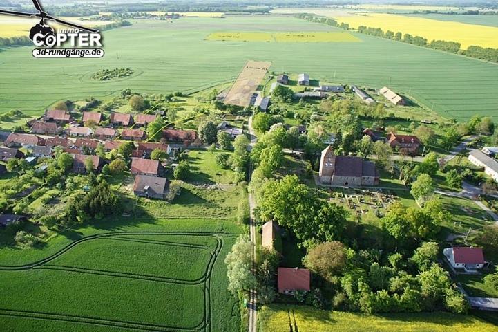 Luftbild Ortsansicht
