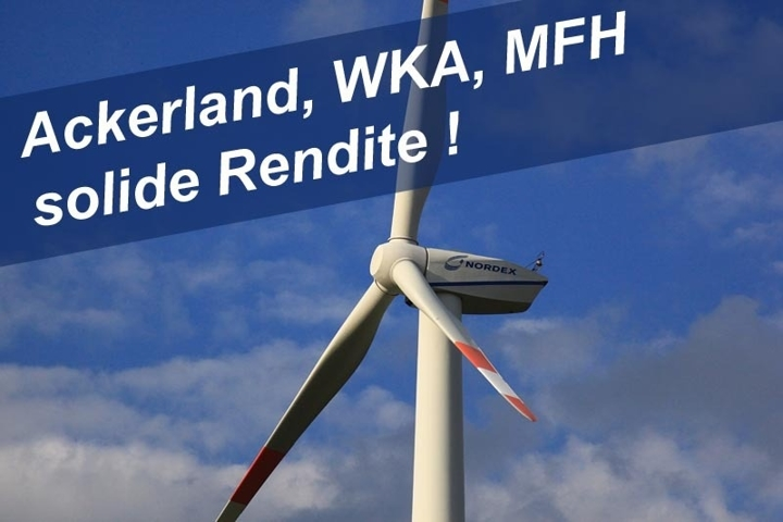 Windkraftanlagen