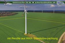 Ackerland WKA Uelitz