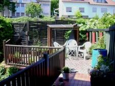 Ihr kleiner Gartenbereich