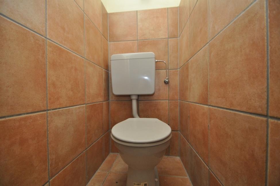 WC-Flur-Treppenaufgang
