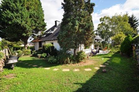 Garten-Haus-Totale