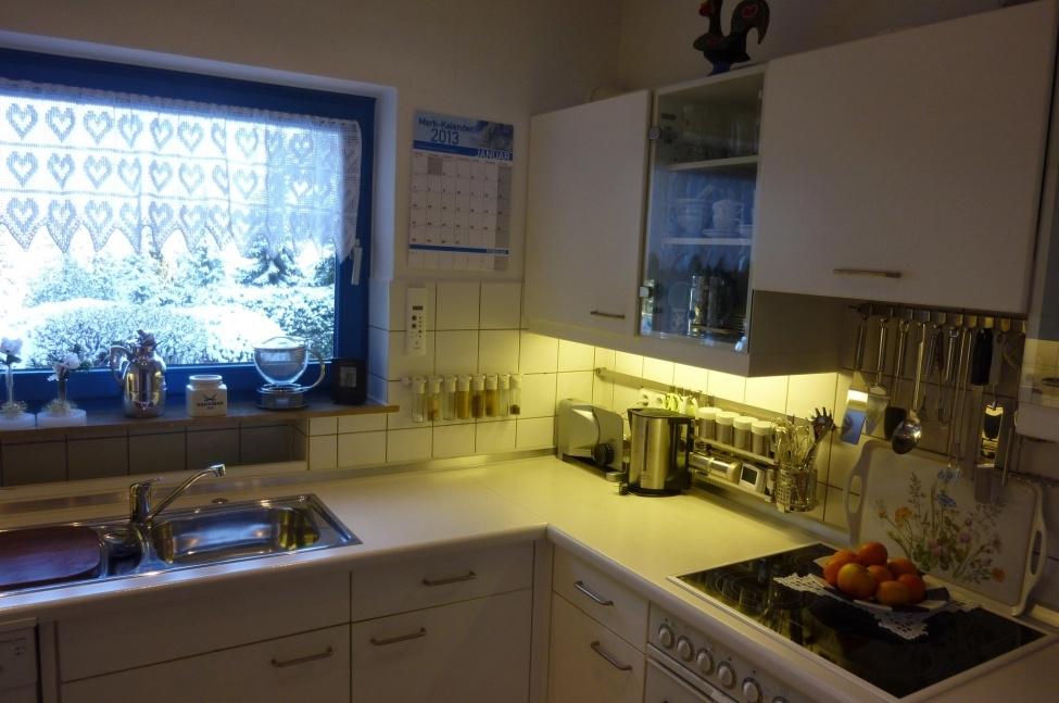 Tageslicht Küche