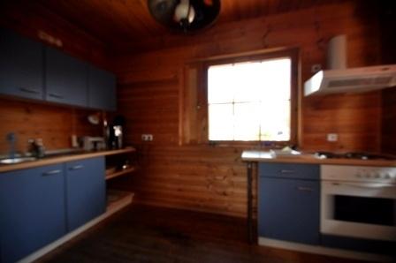 Küche-Haus-links