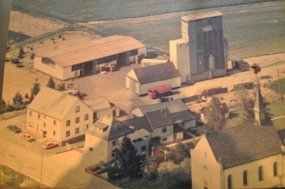 Luftaufnahme vom Areal-1
