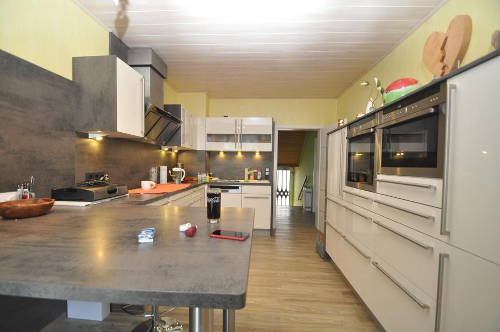 Neue Wohnküche-EG-1