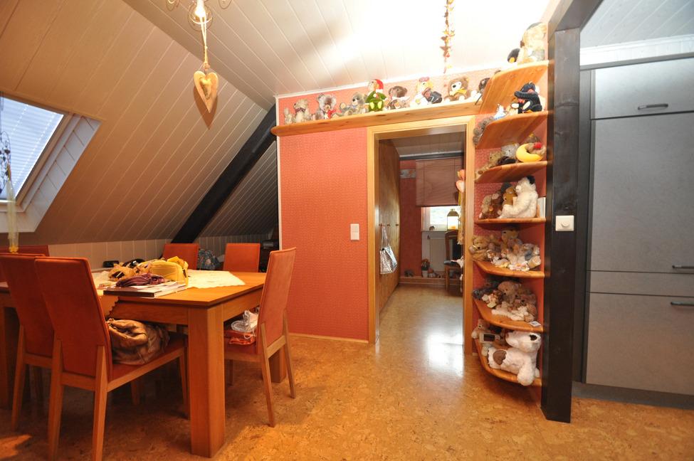 Wohnküche-DG