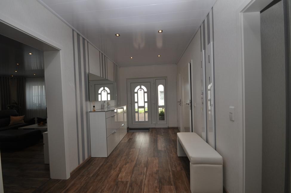 Eingang Untergeschoss