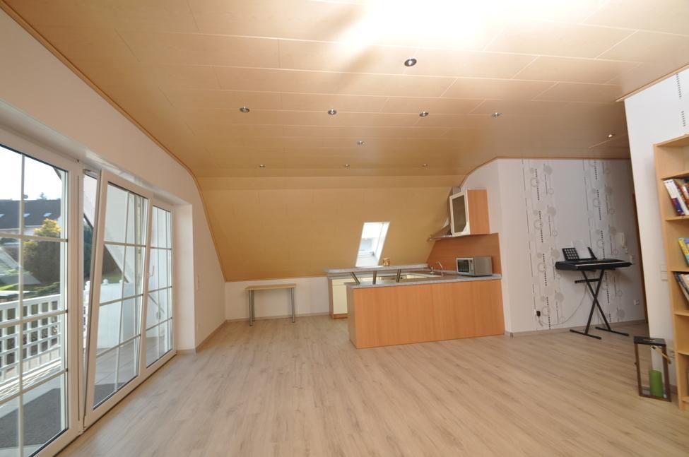 DG-Wohnzimmer + Küche