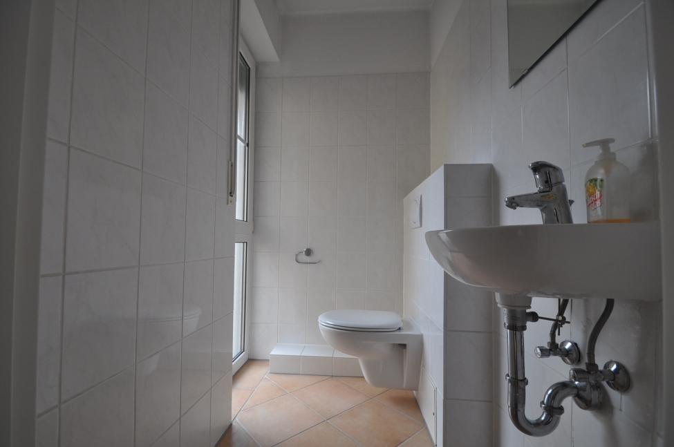 Tageslicht-Gäste-WC