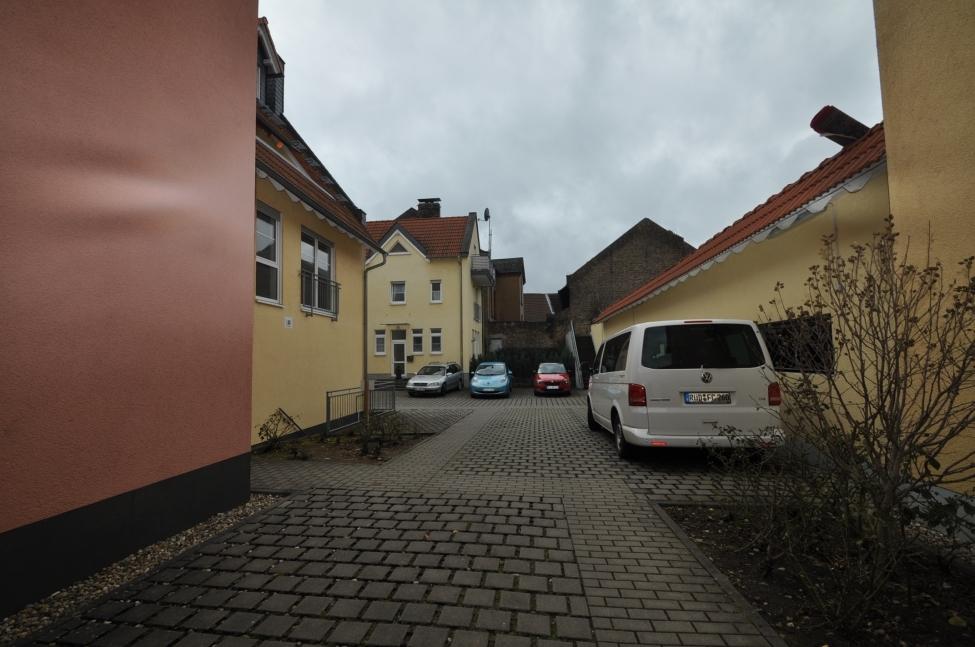 Innenhof mit St.Plz
