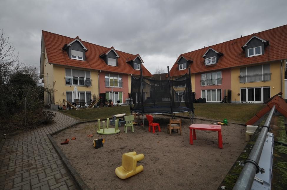 Außenbereich-Kinderspielplatz