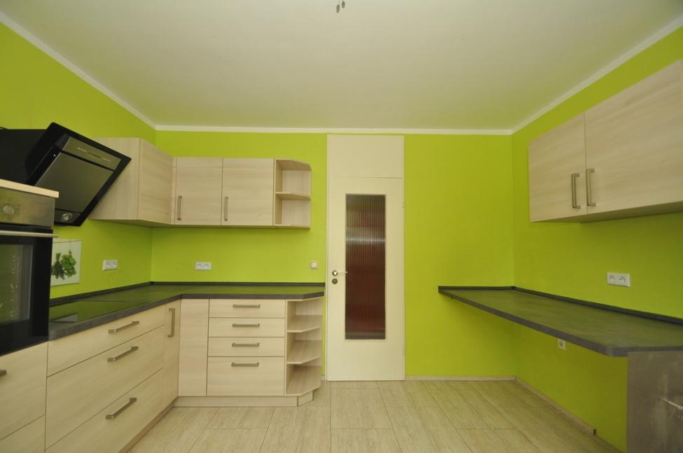 Neue Tageslicht Küche