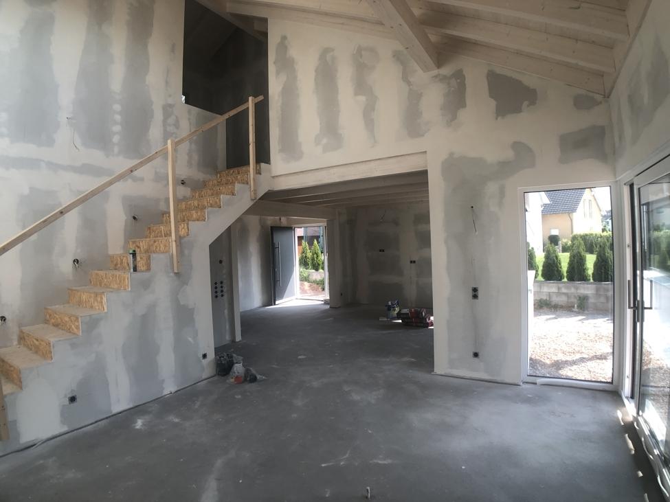 offener Wohnbereich