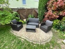 Garten Sitzlounge