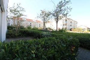 Terrasse zum Innenhof
