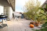 Terrasse mit Sichtschutz !