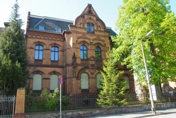 Sorauer Str. 39 07 Haus