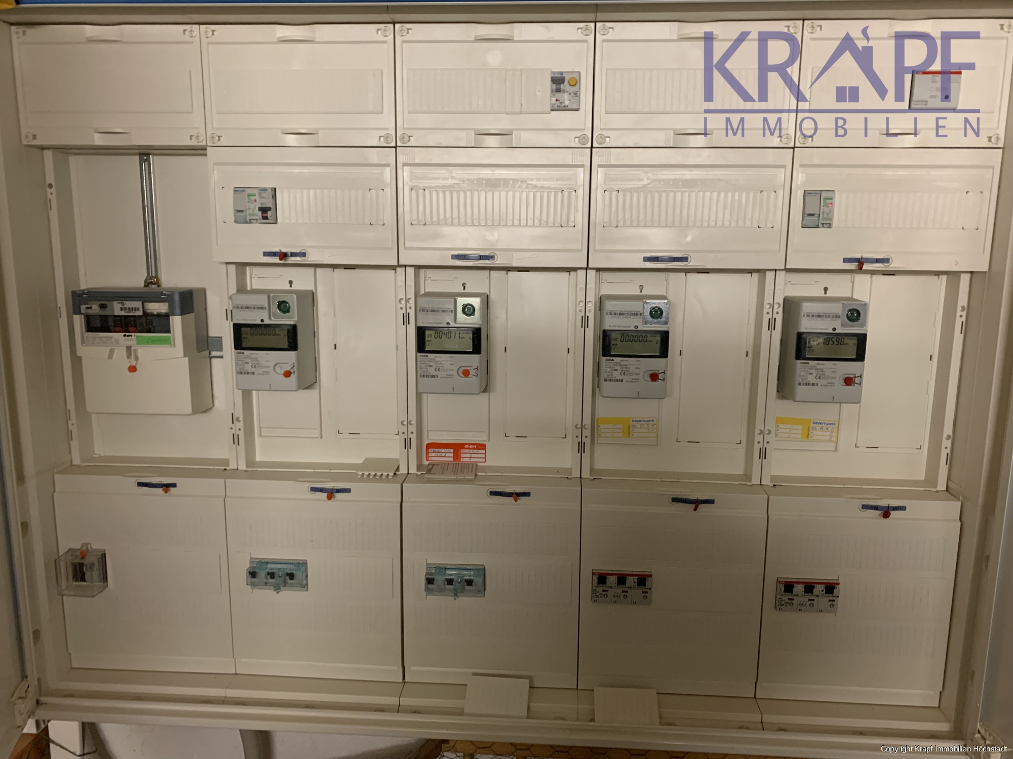 neues Leitungssystem Strom