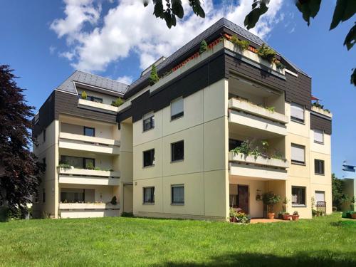 Anspruchsvolle Penthouse-Wohnung