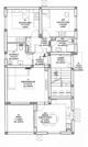 Floor plan apartment A ground floor building no. 2