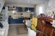 Souterrain kitchen - living room