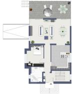 Erdgeschoss als Einfamilienhaus