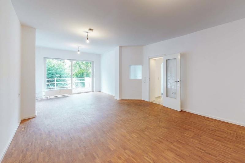 Wohnzimmer EG Wohnung