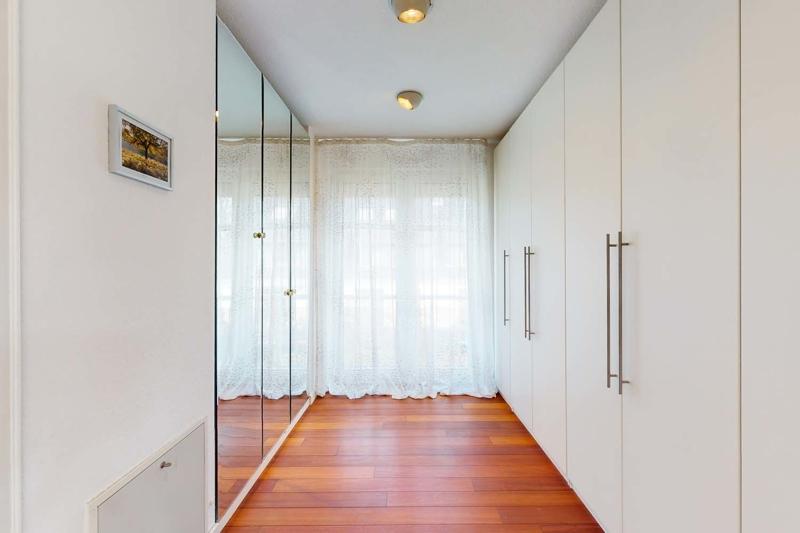 Obergeschoss: Ankleidezimmer