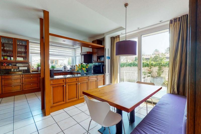 Wohnküche mit viel Platz
