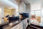 Küche Übergang zum Wohnzimmer