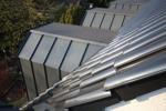 Ansicht auf Dachfläche und Gauben