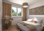 Visualisierung Schlafzimmer